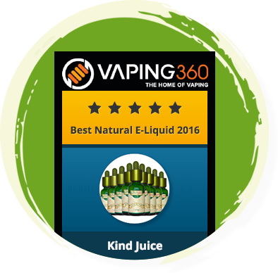 Kind Juice E-Nectar | PREMIUM ORGANIC INGREDIENTS | Best