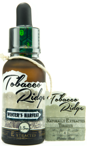 The Best Tobacco Vape Juice - Tobacco Ridge by Kind Juice